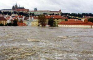 Zápůjčky motorgenerátorů a elektrocentrál při povodních 1