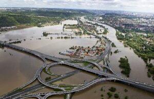 Zápůjčky motorgenerátorů a elektrocentrál při povodních 3