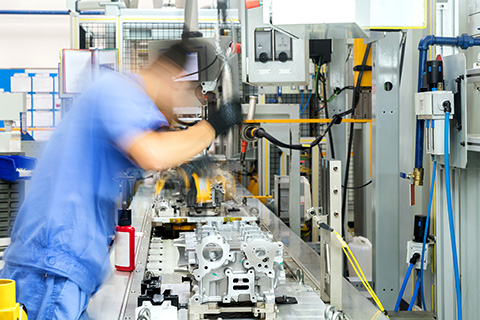 Průmyslová
