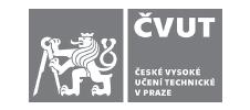 logo ČVUT BW
