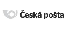 logo Česká Pošta BW 1