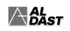 logo Aldast BW