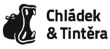 logo Chláderk a Tintěra BW