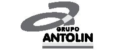 logo Grupo Antolin BW