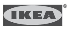 logo Ikea BW