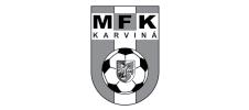 logo MFK Karvina BW