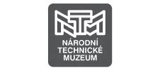 logo Národní technické muzeum BW