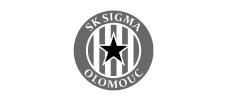 logo SK Sigma Olomouc BW