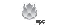 logo UPC 2 BW