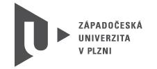 logo ZCU BW