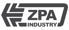 logo ZPA BW