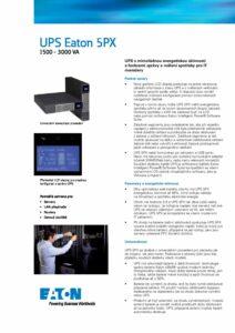 Eaton 5PX CZ pdf