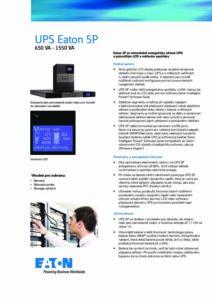 Eaton 5P CZ pdf