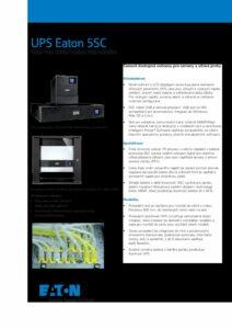 Eaton 5SC CZ pdf