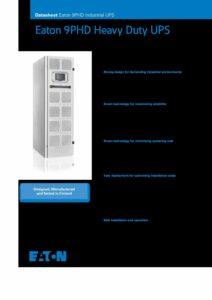 Eaton 9PHD EN pdf
