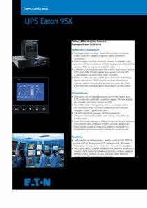 Eaton 9SX CZ pdf