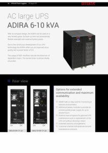 Effekta ADIRA 6 10kVA EN pdf