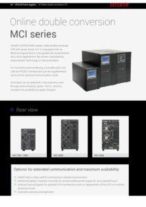 Effekta MCI Series EN pdf