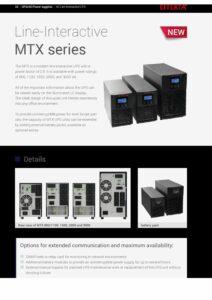 Effekta MTX Series EN pdf