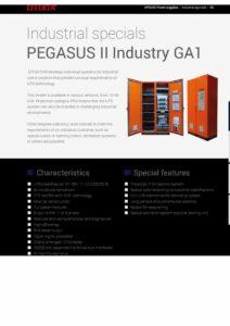 Effekta PEGASUS II Industry GA1 EN pdf