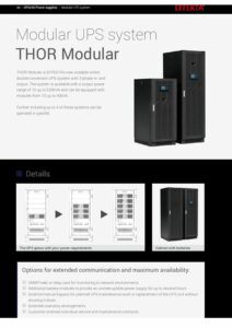 Effekta THOR Modular EN pdf