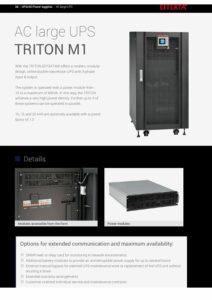 Effekta TRITON M1 EN pdf