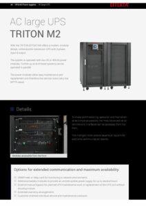 Effekta TRITON M2 EN pdf