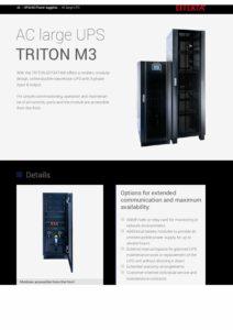 Effekta TRITON M3 EN pdf