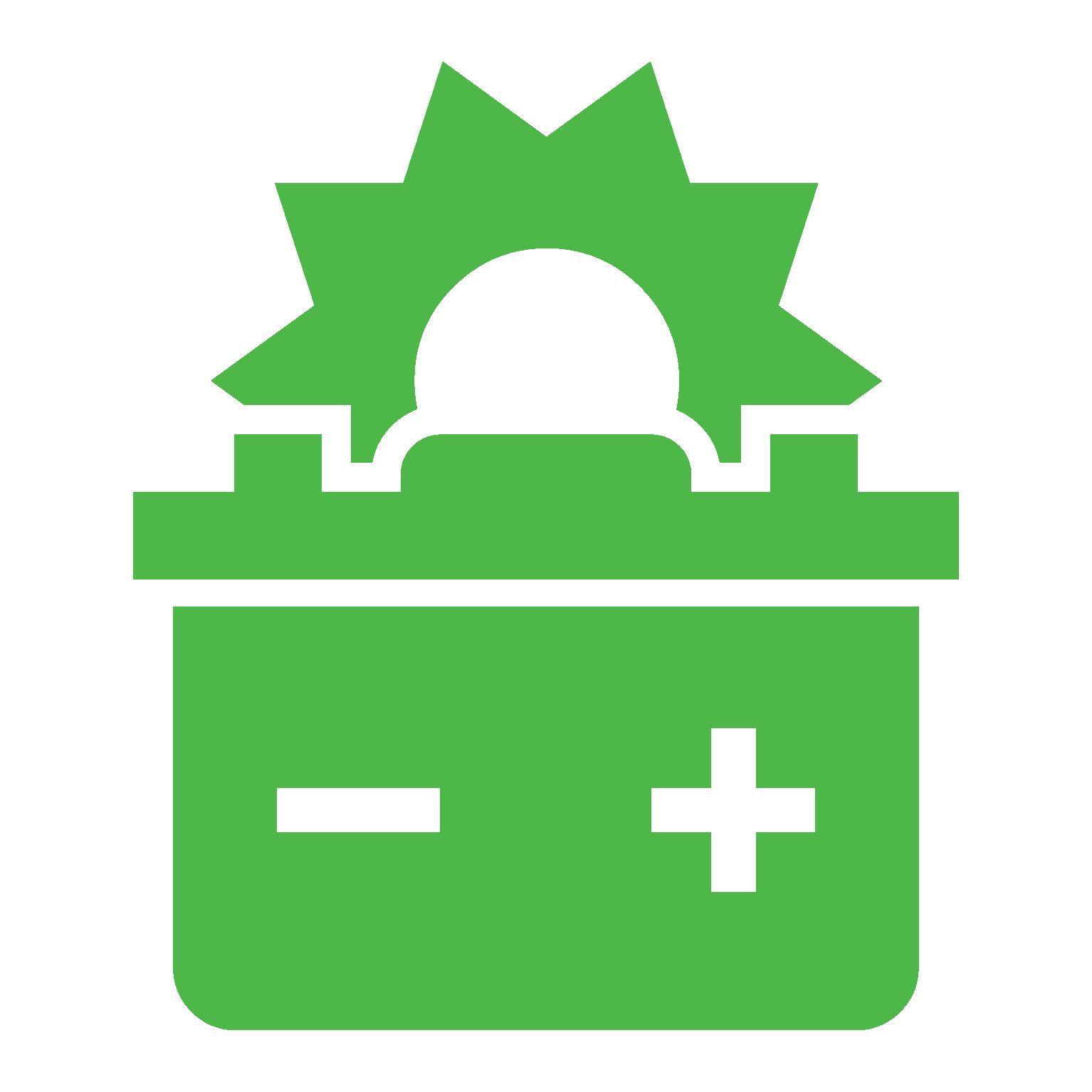 FV akumulator green