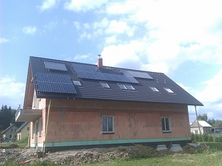 FVE Horní Nemejov 5 kWp
