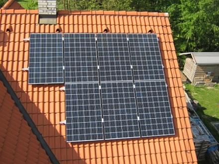 FVE Zvánovice 46 kWp
