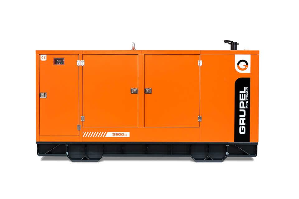 Motorgenerátory GR Iveco