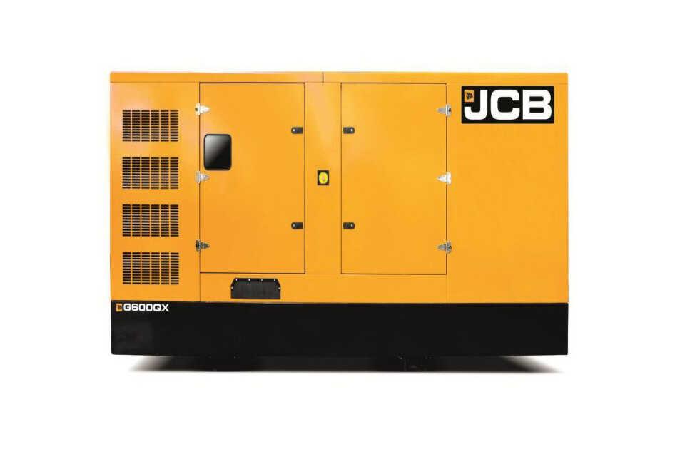 JCB Volvo
