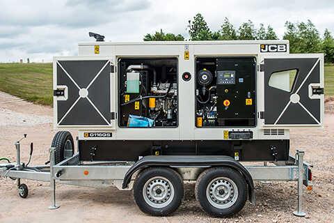 Pronájem dieselagregátů Silektro Energy | Motorgenerátory