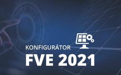 Novinka: Konfigurátor FVE 2021