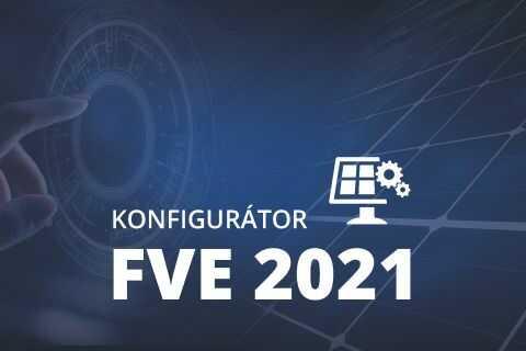 Konfigurátor FVE 2021