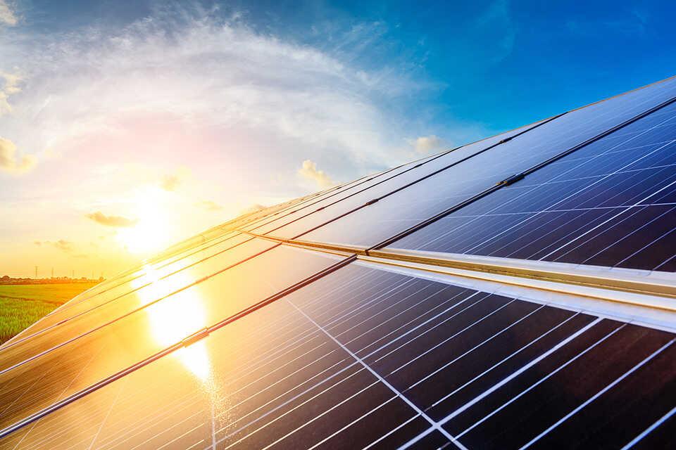 Výroba elektrické energie z FVE