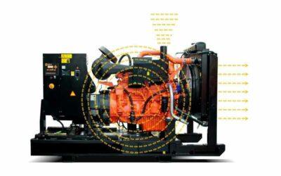 Měření hluku a možnosti odhlučnění motorgenerátoru