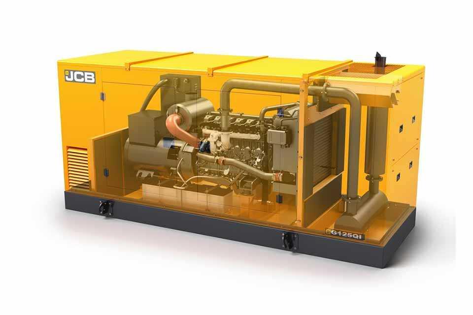 Odhlučnění motorgenerátorů