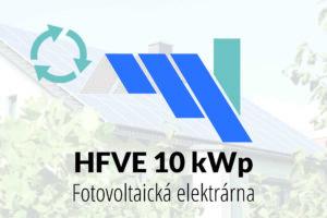 HFVE 10 kWp