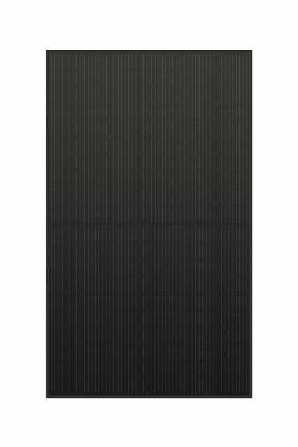 Solar Fabrik 370 W S3 Halfcut - Black