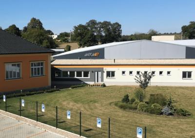 ALFA 3 | Vývoj, výroba a prodej kovového nábytku